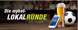 Mybet 10 Euro risikofreie mobile Wette