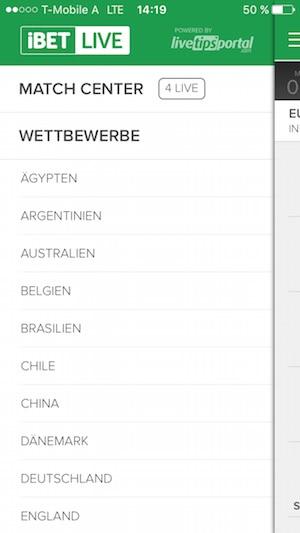 Wetten App