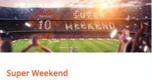 Super Weekend: Risikofrei Aktion bei Betsson