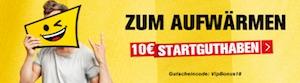 10€ Gratis-Guthaben bei Interwettten