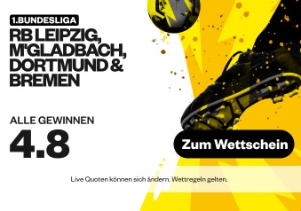 Moplay Quotenboost zur deutschen Bundesliga